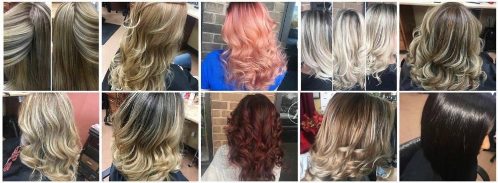 Ejemplos de peinados